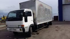 Nissan Diesel Condor. Nissan, 6 925 куб. см., 5 000 кг.