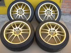 Японские Диски Zensho R17+ лето 215/45R17 Toyota, Honda, Nissan. 7.0x17 5x114.30 ET40