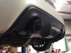Выхлопная система. Subaru BRZ