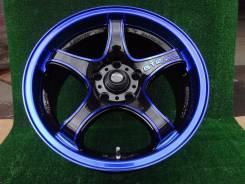 Sakura Wheels. 8.0x17, 5x114.30, ET40, ЦО 73,1мм.