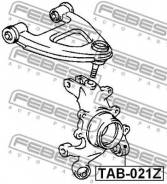 Сайлентблок ступицы. Toyota: Mark II, Crown Majesta, Chaser, Crown, Cresta Двигатели: 1JZGTE, 1JZGE, 2LTE, 2JZGE, 1GFE, 4SFE, 1GGPE