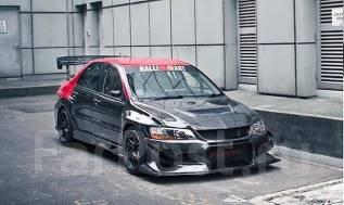 Крыло. Mitsubishi Lancer Evolution, CT9W, CT9A Honda Street Двигатель 4G63