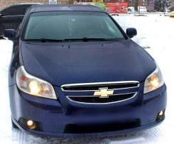 Chevrolet Epica. V250, X20D1