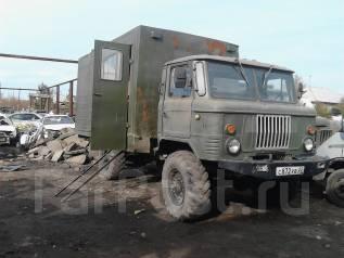 ГАЗ 66. 1992г. в., 4 250куб. см., 2 000кг., 4x4