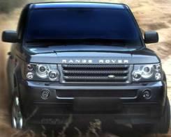 Land Rover Range Rover Sport. GCAT, 448PN