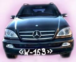 Mercedes-Benz ML-Class. W163, OM 628 963