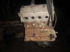 Двигатель в сборе. Hyundai Getz Двигатель G4HG