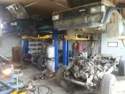 Ремонт ходовой части легковых и грузовых автомобилей