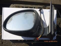 Зеркало заднего вида боковое. Volkswagen Tiguan, 5N1,, 5N2, 5N1