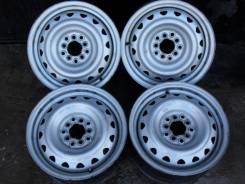 """Bridgestone. 6.0x15"""", 5x100.00, 5x114.30, ET42, ЦО 67,0мм."""