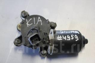 Мотор стеклоочистителя. Kia Shuma