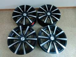 "NZ Wheels F-9. 7.0x17"", 5x105.00, ET42"