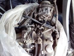 Двигатель. Mitsubishi Pajero, V43W Двигатель 6G72