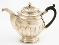 Серебряный чайник 1826 года! Россия. Оригинал