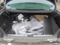 Обшивка багажника. Toyota Crown, JZS171 Двигатель 1JZGE