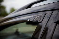 Ветровик на дверь. Toyota: Corolla, Hilux Surf, Ipsum, Corolla Verso, Cresta, Camry Gracia, Hiace, Hilux, Duet, Progres, Corona, Highlander, Crown, Au...