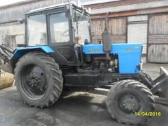 МТЗ 82.1. Продаю трактор МТЗ - 82.1 2007 г. в., ОТС, 4 250 куб. см.