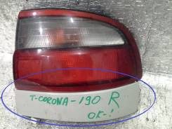 Накладка на фару. Toyota Carina E, CT190, ST191, AT191, AT190 Toyota Corona, AT190, ST195, ST190, CT195, CT190, ST191 Двигатели: 2CT, 4AFE, 3SGE, 2C...