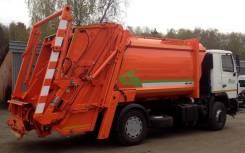 Рарз МК-3449-04. РАРЗ МК-3449-04 мусоровоз, 7 400куб. см.