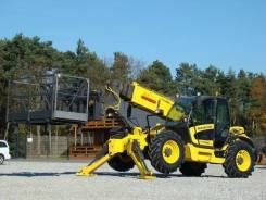 New Holland LM1745. телескопический погрузчик