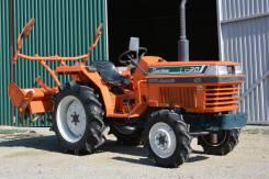 Yanmar F20D. Мини трактор Kubota L1-20D, 1 489 куб. см.