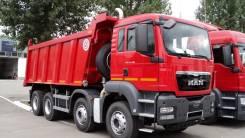 MAN TGA 41480 8x4 BB-WW. MAN TGS 41.400 8x4 BB-WW самосвал, 8 000 куб. см., 25 000 кг.
