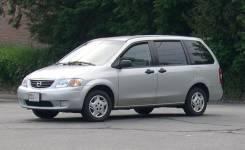 Mazda MPV. LWEW, AJDE