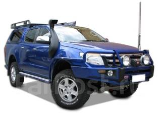 Шноркель. Ford Ranger, T6