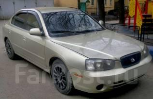 Hyundai Elantra. J3, G4ED