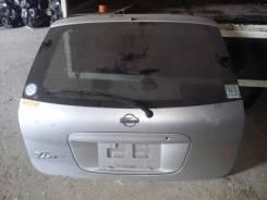 Дверь багажника. Nissan Tino, V10