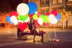 Светящиеся шары на свадьбы и дни рождения