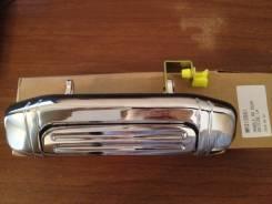 Ручка двери внешняя. Mitsubishi Pajero, V46WG, V45W