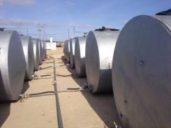 Резервуары для нефтепродуктов от 25 до 100 м3