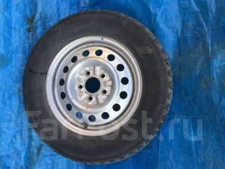 Dunlop Graspic HS-3. Зимние, без шипов, износ: 50%, 1 шт