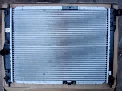 Радиатор охлаждения двигателя. Daewoo Nubira Daewoo Lanos Chevrolet Lanos, T100, T150