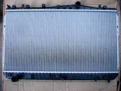 Радиатор охлаждения двигателя. Chevrolet Lacetti Chevrolet Nubira