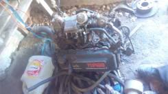 Двигатель в сборе. Nissan: Gazelle, Silvia, Stanza, Vanette Largo, Silvia / Gazelle, Auster, Bluebird Двигатель CA18T