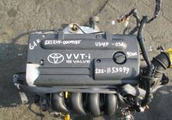Двигатель в сборе. Toyota Premio, ZZT245 Двигатель 1ZZFE