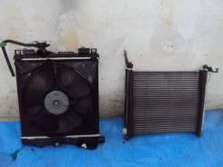 Радиатор охлаждения двигателя. Suzuki Alto, HA25V, HA35S, HA25S, HA36S Двигатели: R06A, K6A, K6A R06A