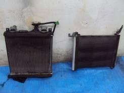 Радиатор охлаждения двигателя. Suzuki Alto, HA36S, HA35S, HA25S, HA25V