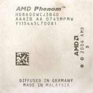 AMD Phenom X3 8600