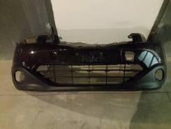 Бампер. Nissan Qashqai, J10 Двигатели: HR16DE, MR20DE