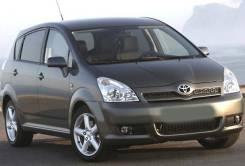 Toyota Corolla Verso. ZNR11, 1ZZFE