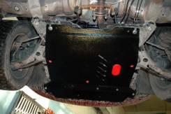 Защита двигателя. Fiat Sedici