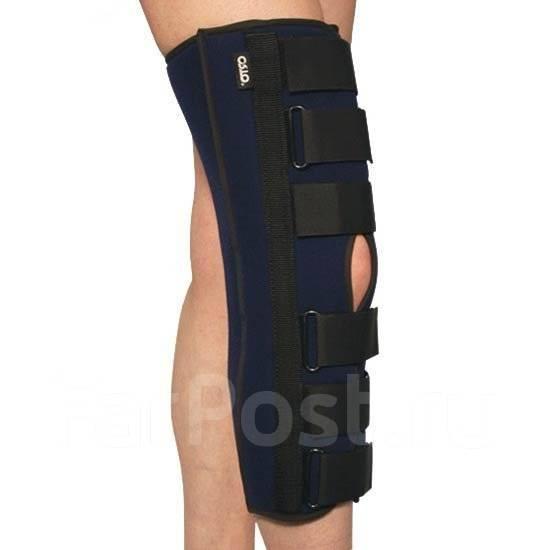 Лангета для коленного сустава детский суставы и льняное масло