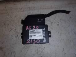 Блок управления стояночным тормозом Audi A6 C7 2011-