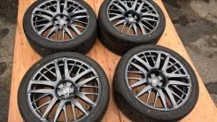 Рестайлинговые колеса на Nissan GTR R20. 9.5/10.5x20 5x114.30 ET45/25