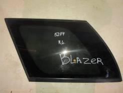Стекло кузовное глухое левое заднее Chevrolet Trail Blazer 2001-2012