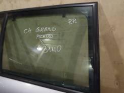 Стекло двери задней правой 2006- 1.6 T/D МКПП GRAND Citroen C4 Picasso