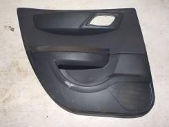 Обшивка двери задней левой Citroen C4 2005-2011